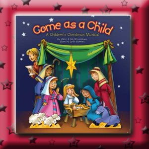 Come as a Child Downloadable Listening CD