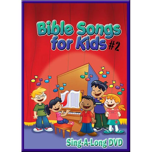 Bible Songs for Kids #2 Listening CD – Bible Truth Music