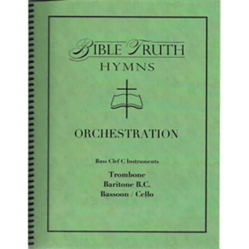 Bass Clef C Instruments (BT06) Hymnal Orchestration