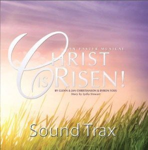 Christ Is Risen CD Cover Sound Trax