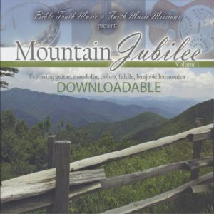 Mountain Hymns Volume 1 Downloadable Listening CD – Bible