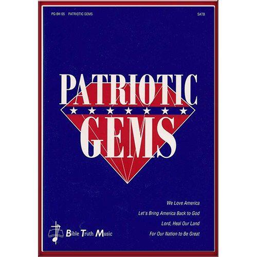 Patriotic Gems Choral Book Downloadable