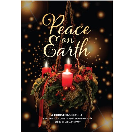 Christmas Music Downloadable.Peace On Earth Choral Book Downloadable