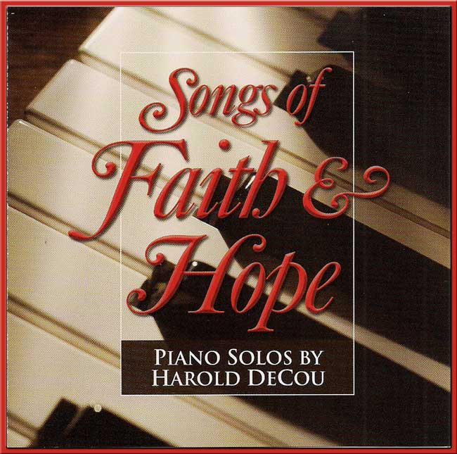 Songs of Faith & Hope Downloadable Listening CD