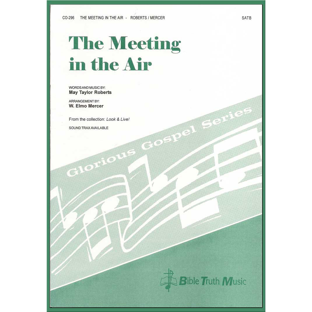 The Meeting in the Air Choral Octavo Download