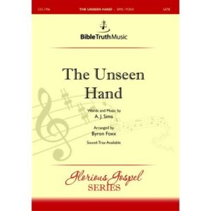 The Unseen Hand Octavo Cover 500x500