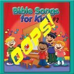 Bible Songs for Kids Scratch & Dent Single CD