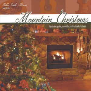 mountain christmas cdgraphic