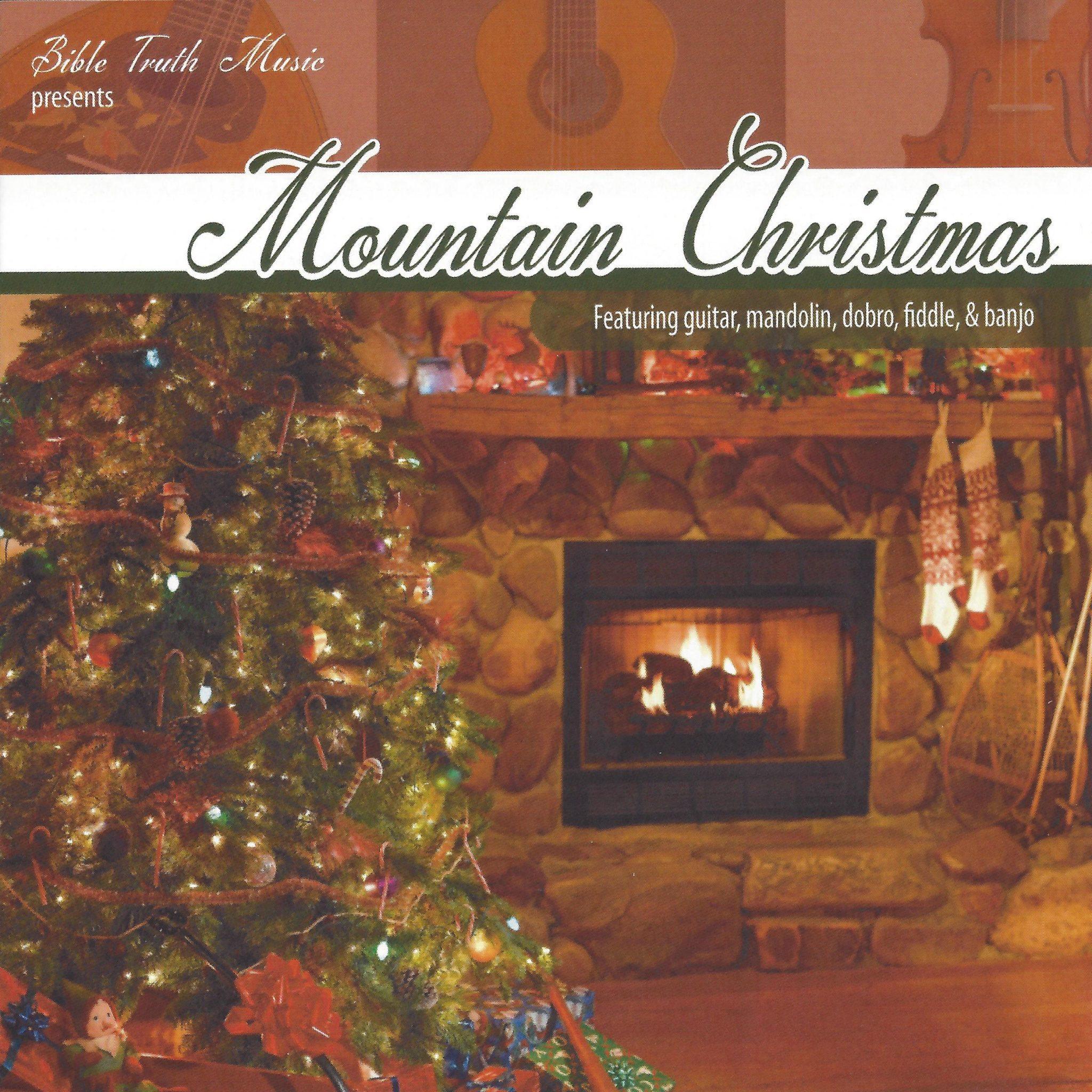 Christmas Music Downloadable.Mountain Christmas Downloadable Cd