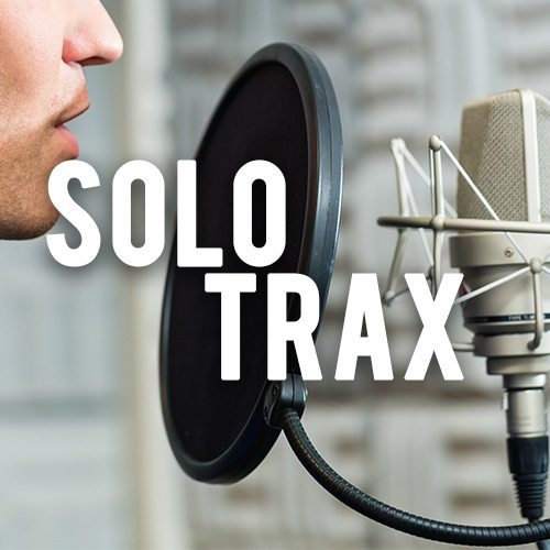 He Suffered All for Me Solo Trax Downloadable