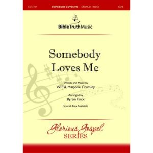 somebody loves me octavo cover 500x500